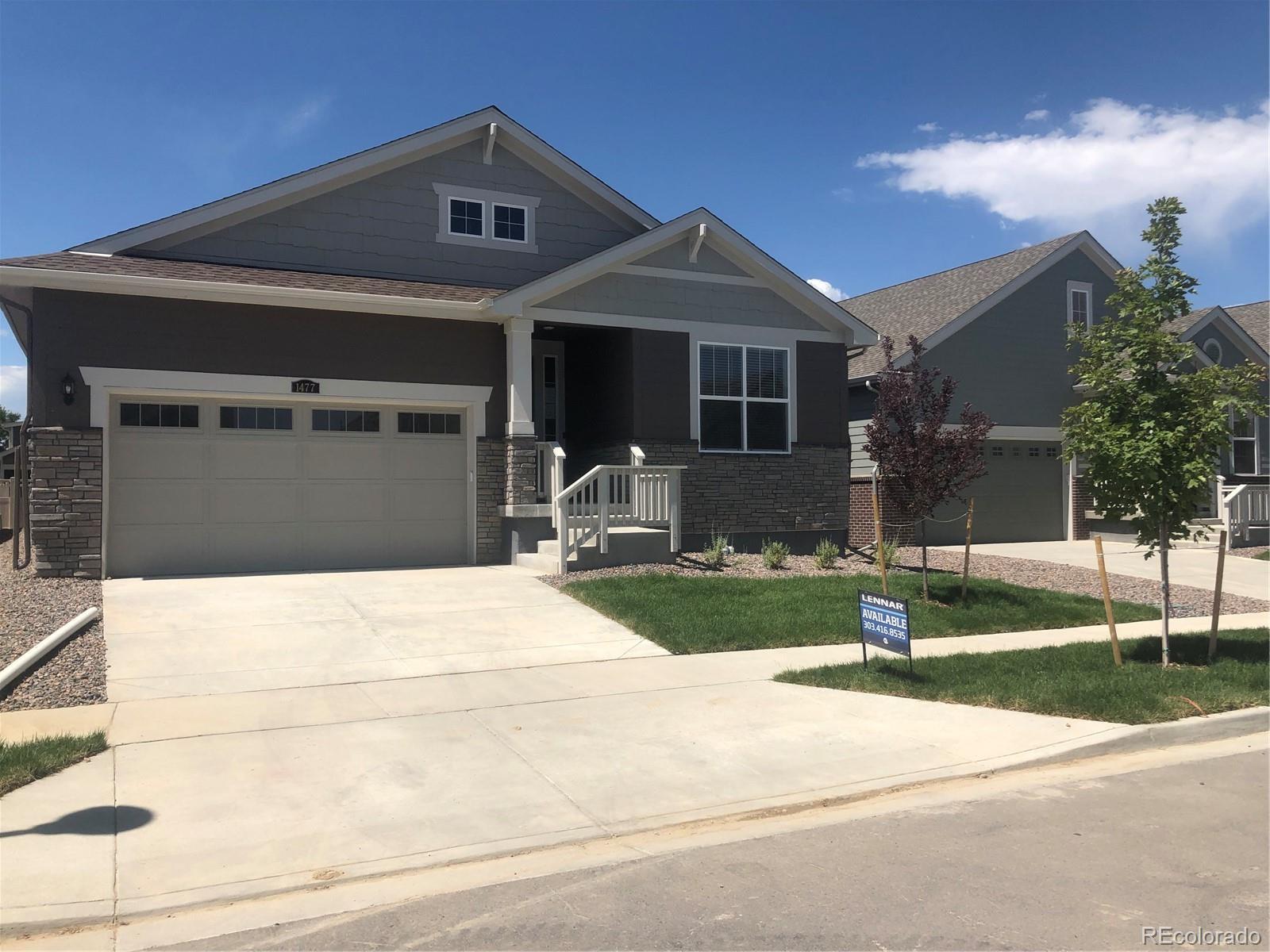1477 Otis Drive Property Photo - Longmont, CO real estate listing