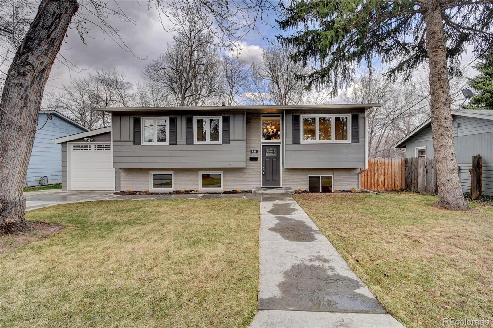 524 S Bryan Avenue Property Photo - Fort Collins, CO real estate listing