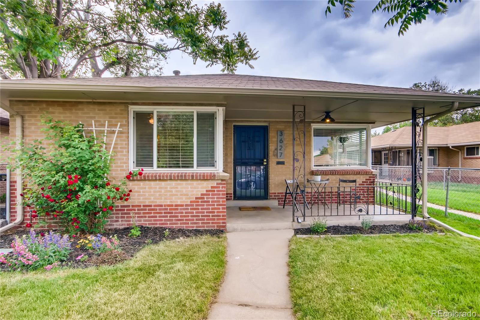 3627 Hudson Street Property Photo - Denver, CO real estate listing