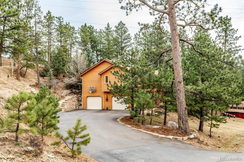 206 Echo Lake Drive, Evergreen, CO 80439 - Evergreen, CO real estate listing