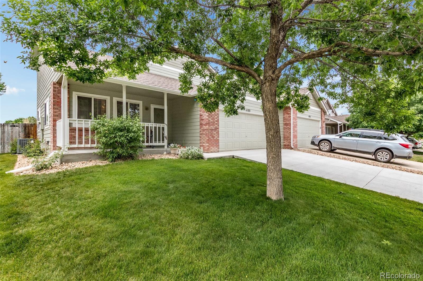 1133 Lavender Avenue Property Photo - Loveland, CO real estate listing