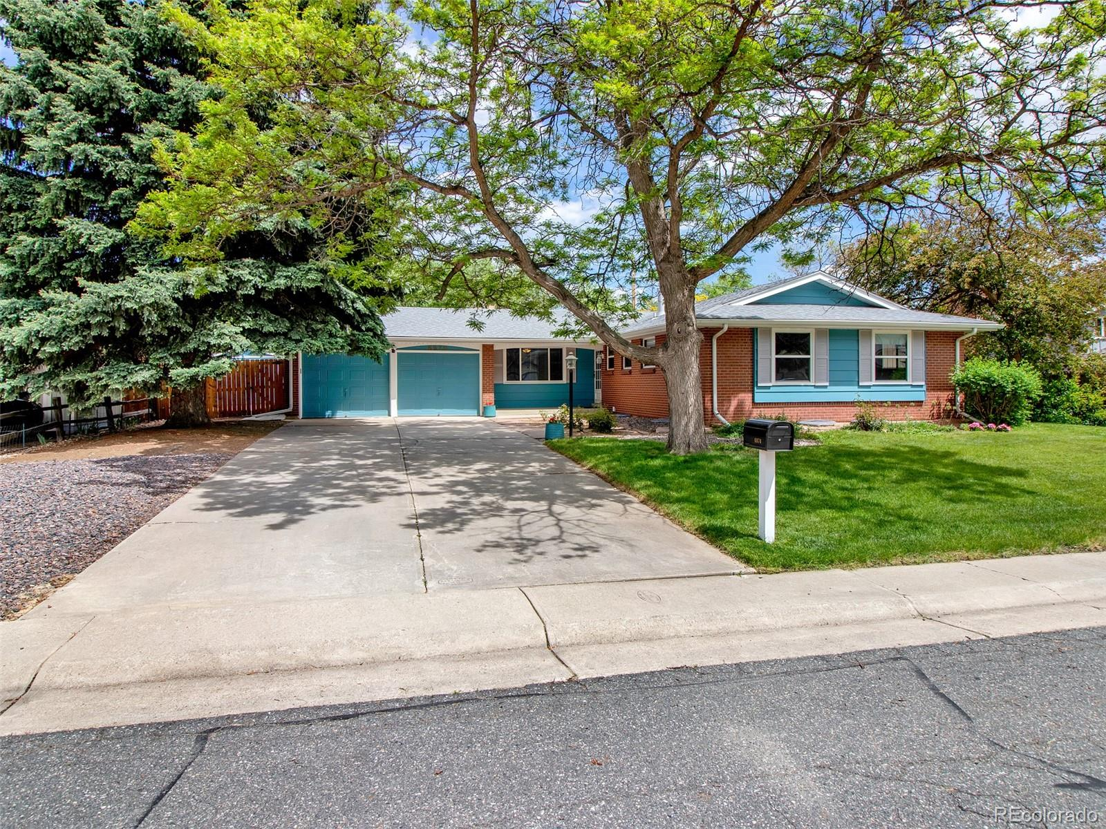 6970 Pierson Street Property Photo - Arvada, CO real estate listing
