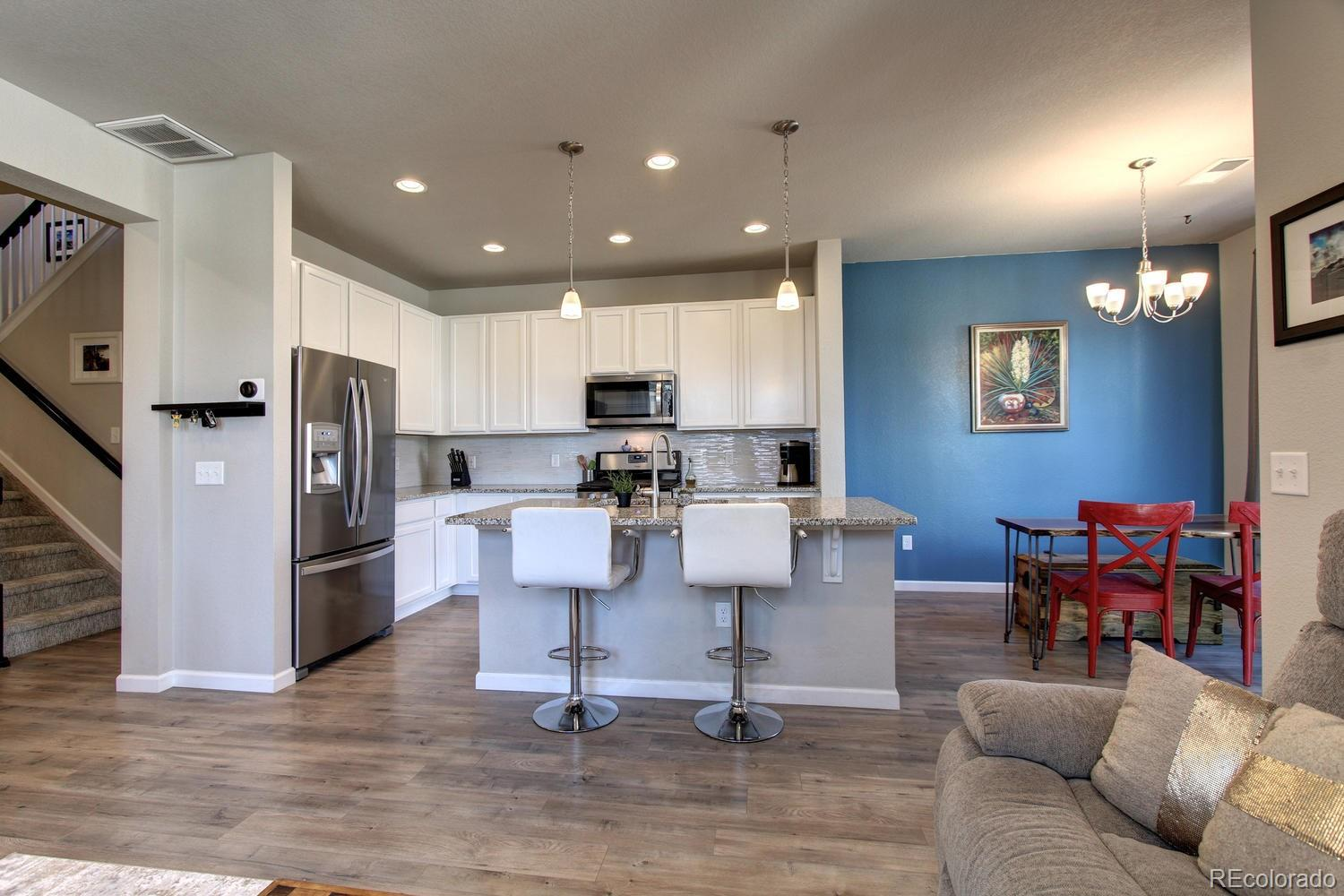 15541 W 64th Place #D Property Photo - Arvada, CO real estate listing