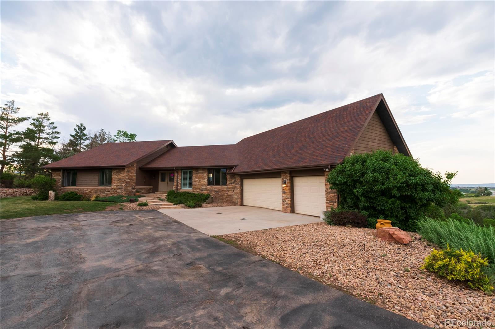 1801 Promontory Drive Property Photo - Castle Rock, CO real estate listing