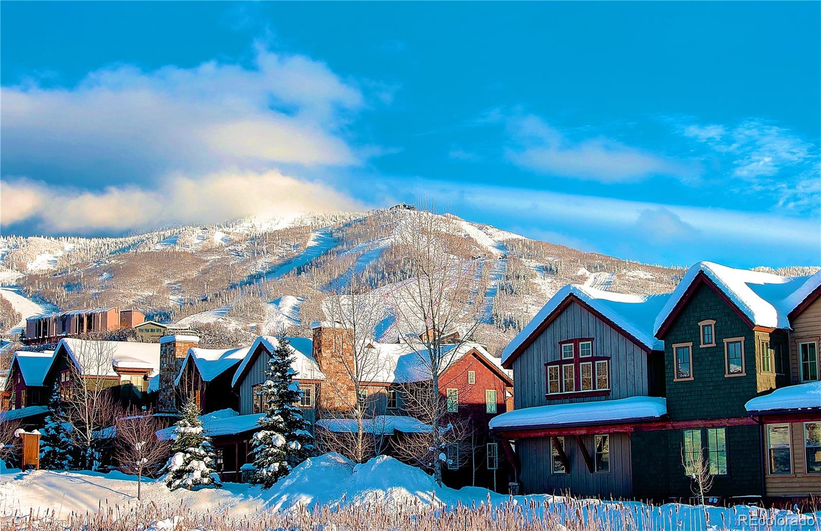 1317 Turning Leaf - Fractional Deed H Court Property Photo - Steamboat Springs, CO real estate listing