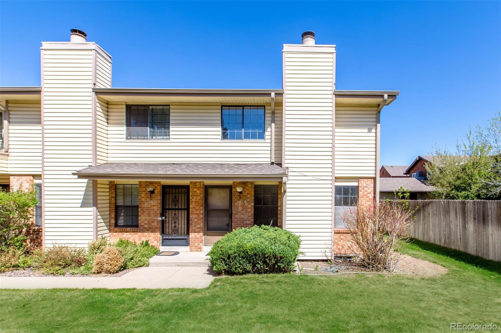 1191 S Sable Boulevard #H, Aurora, CO 80012 - Aurora, CO real estate listing