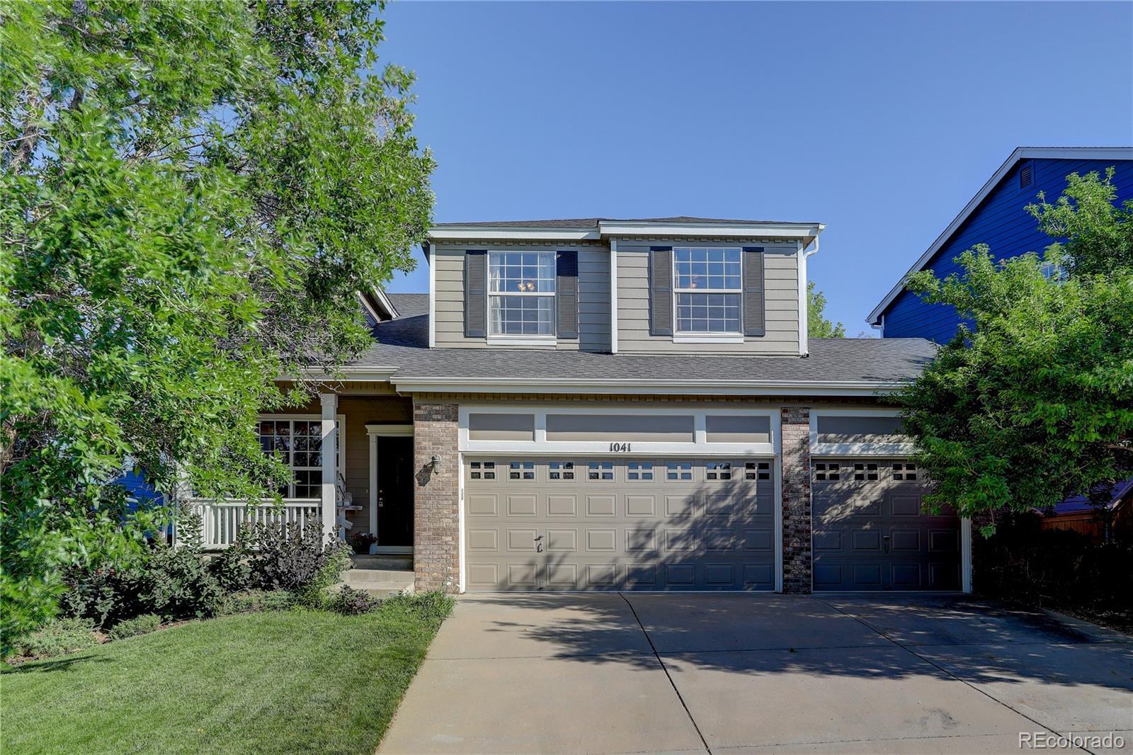 1041 Riddlewood Road Property Photo - Highlands Ranch, CO real estate listing