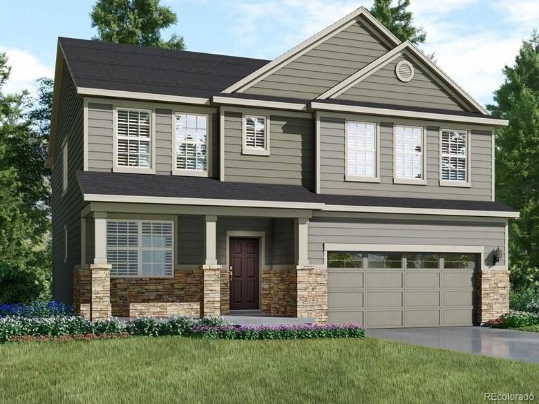 11367 Brush Creek Street Property Photo - Parker, CO real estate listing