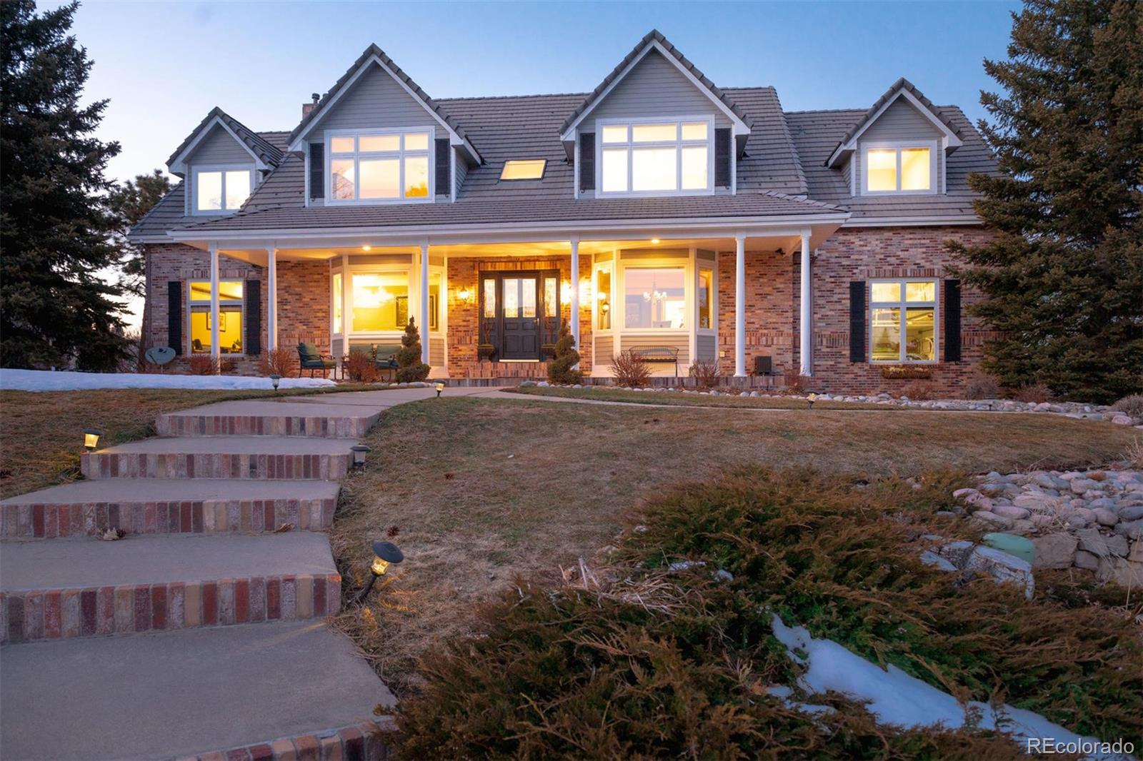 55 N Ranch Road Property Photo - Littleton, CO real estate listing