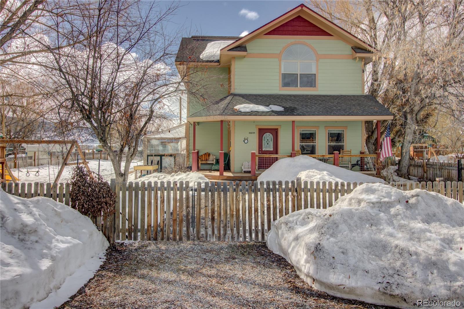 38835 Main Street, Milner, CO 80487 - Milner, CO real estate listing