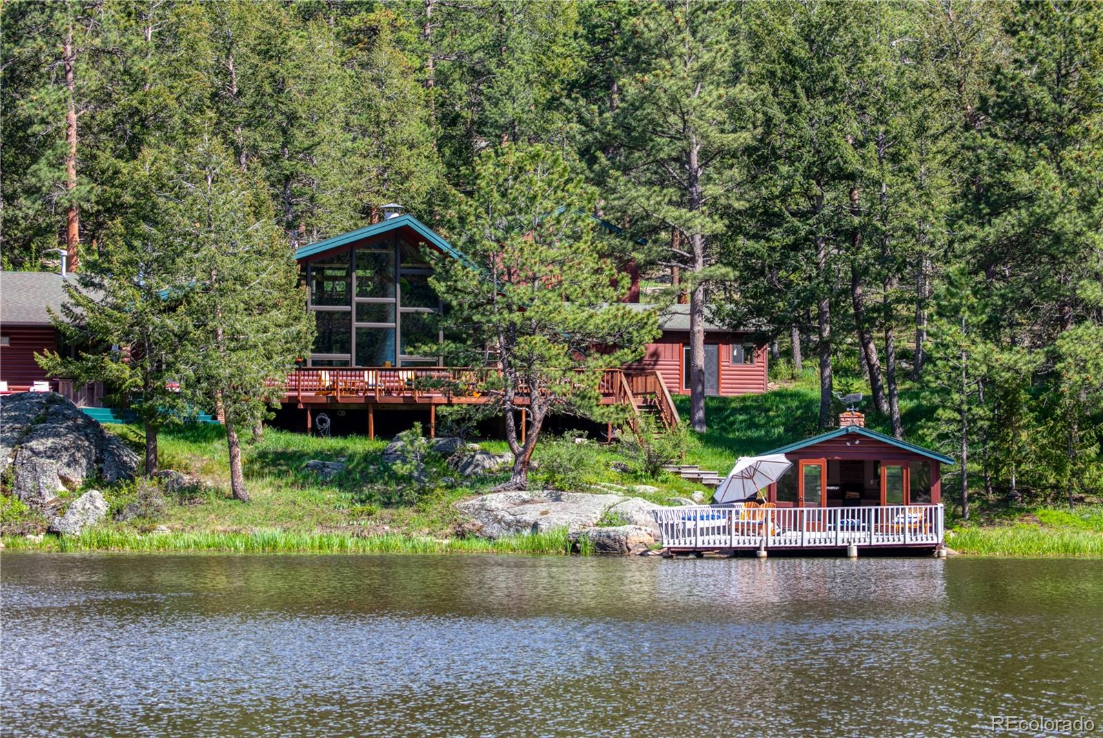 527 Hickory Drive Property Photo - Lyons, CO real estate listing