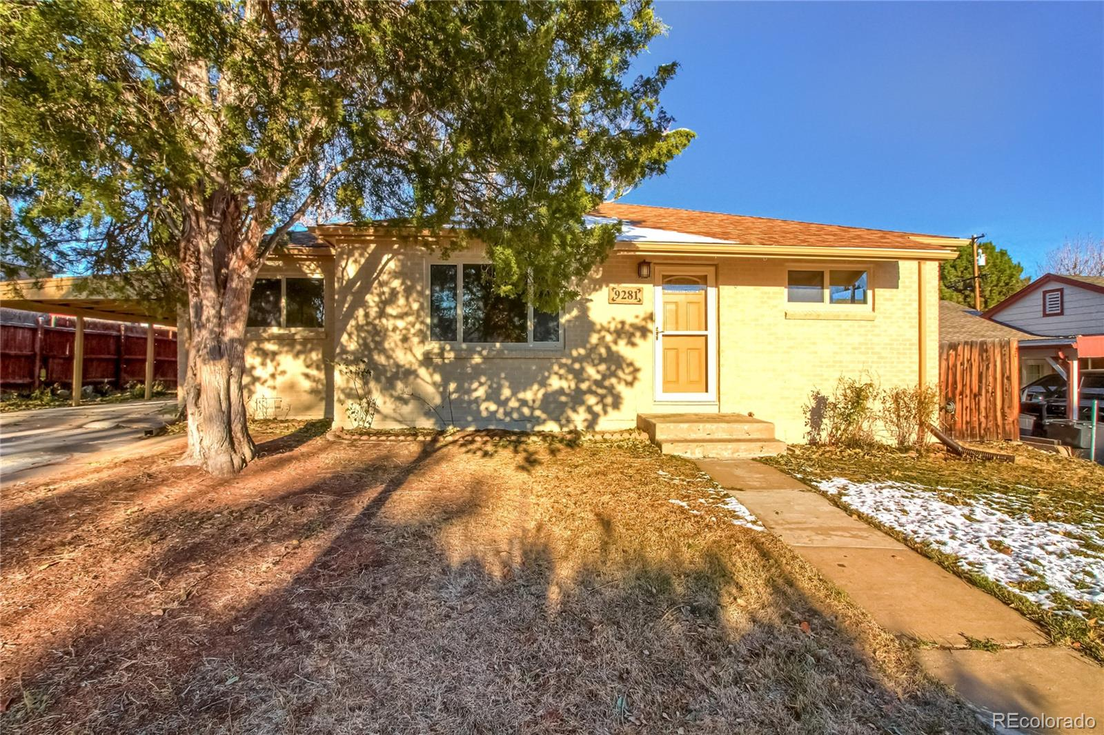 9281 Wigham Street Property Photo - Thornton, CO real estate listing