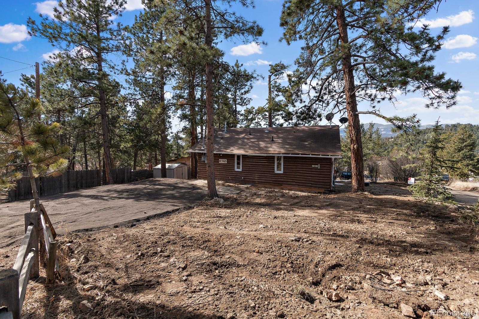 6745 Marshmerry Lane, Evergreen, CO 80439 - Evergreen, CO real estate listing