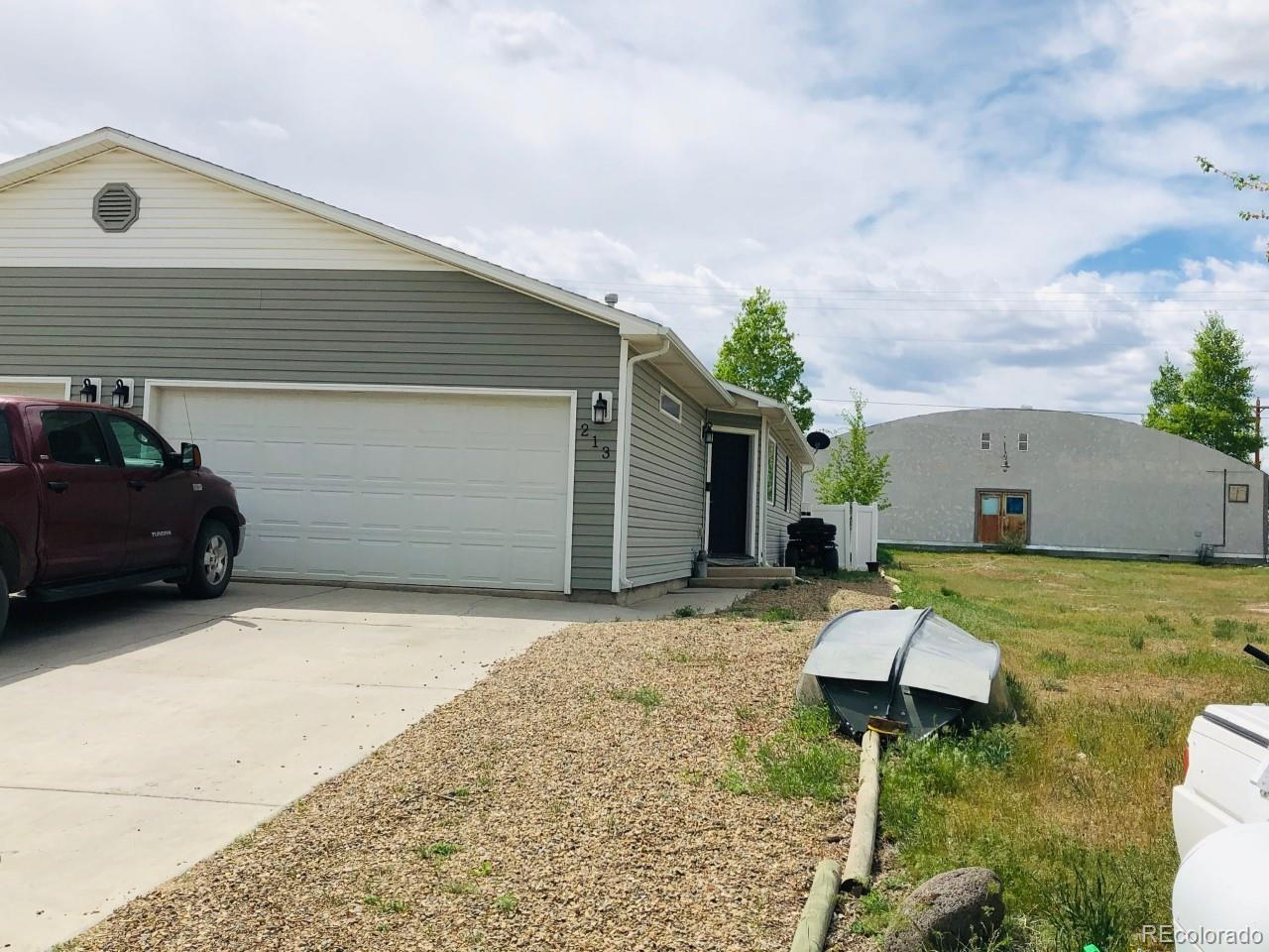 213 E Rangely Avenue Property Photo - Rangely, CO real estate listing