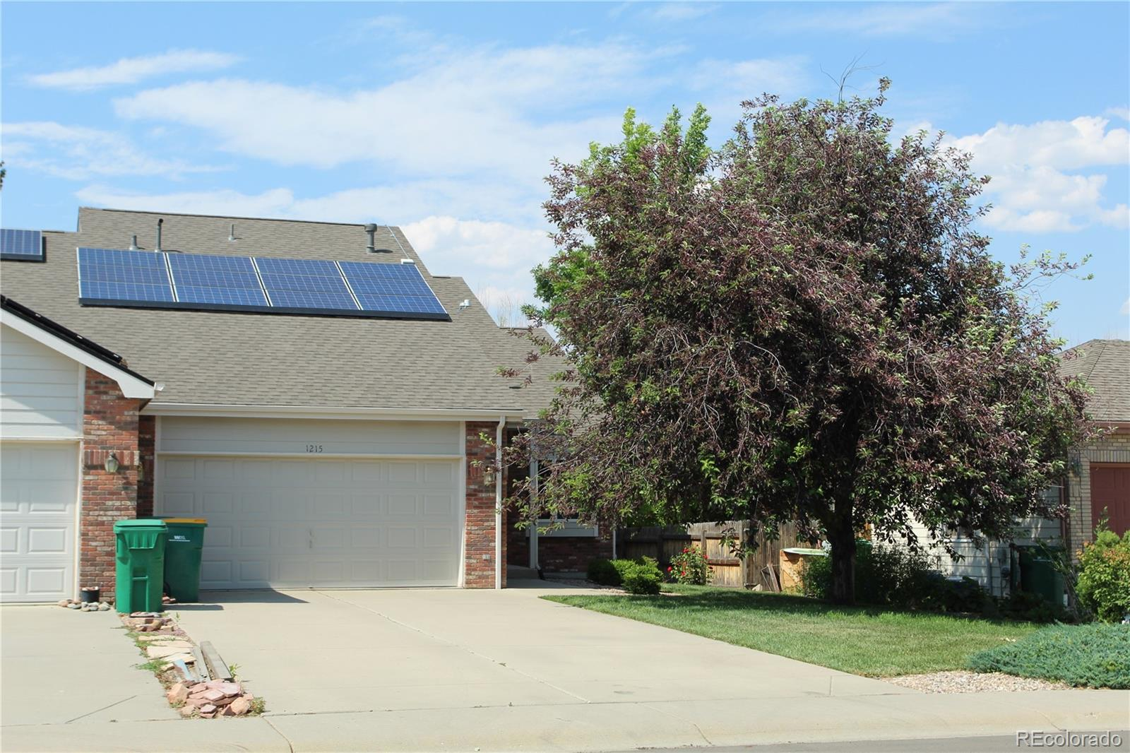 1215 N 4th Street Property Photo - Johnstown, CO real estate listing