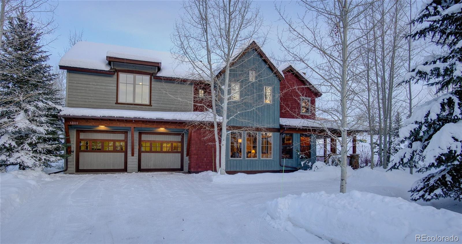 1301 Turning Leaf Court Property Photo - Steamboat Springs, CO real estate listing