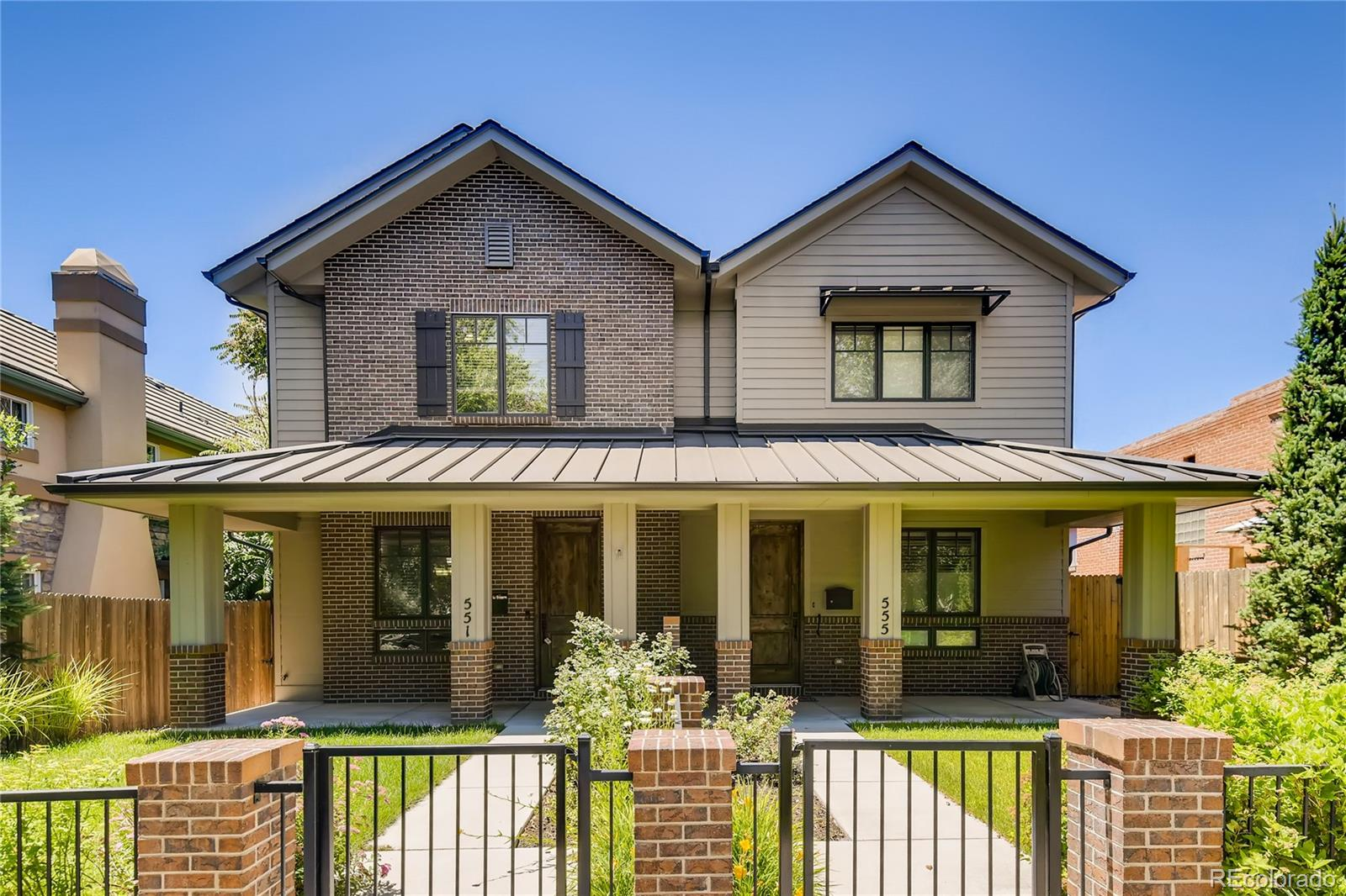 551 Saint Paul Street Property Photo - Denver, CO real estate listing