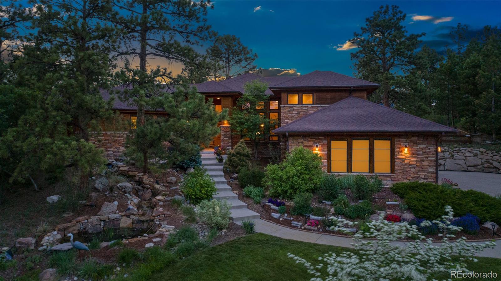 2597 Oak Vista Court Property Photo - Castle Rock, CO real estate listing