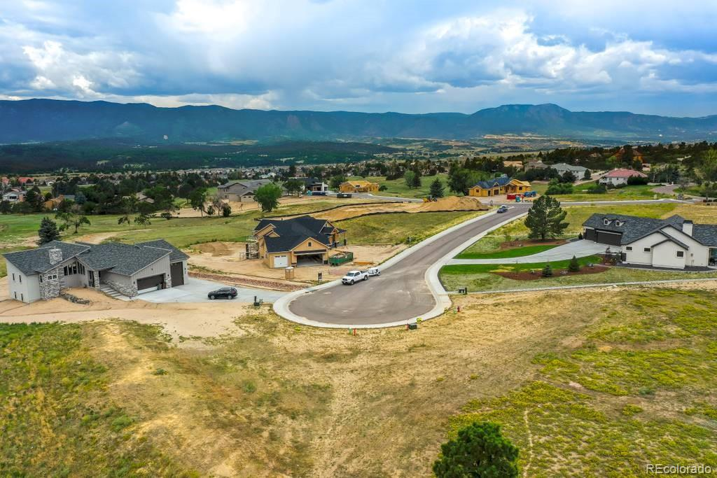 371 Silver Rock Place Property Photo - Colorado Springs, CO real estate listing