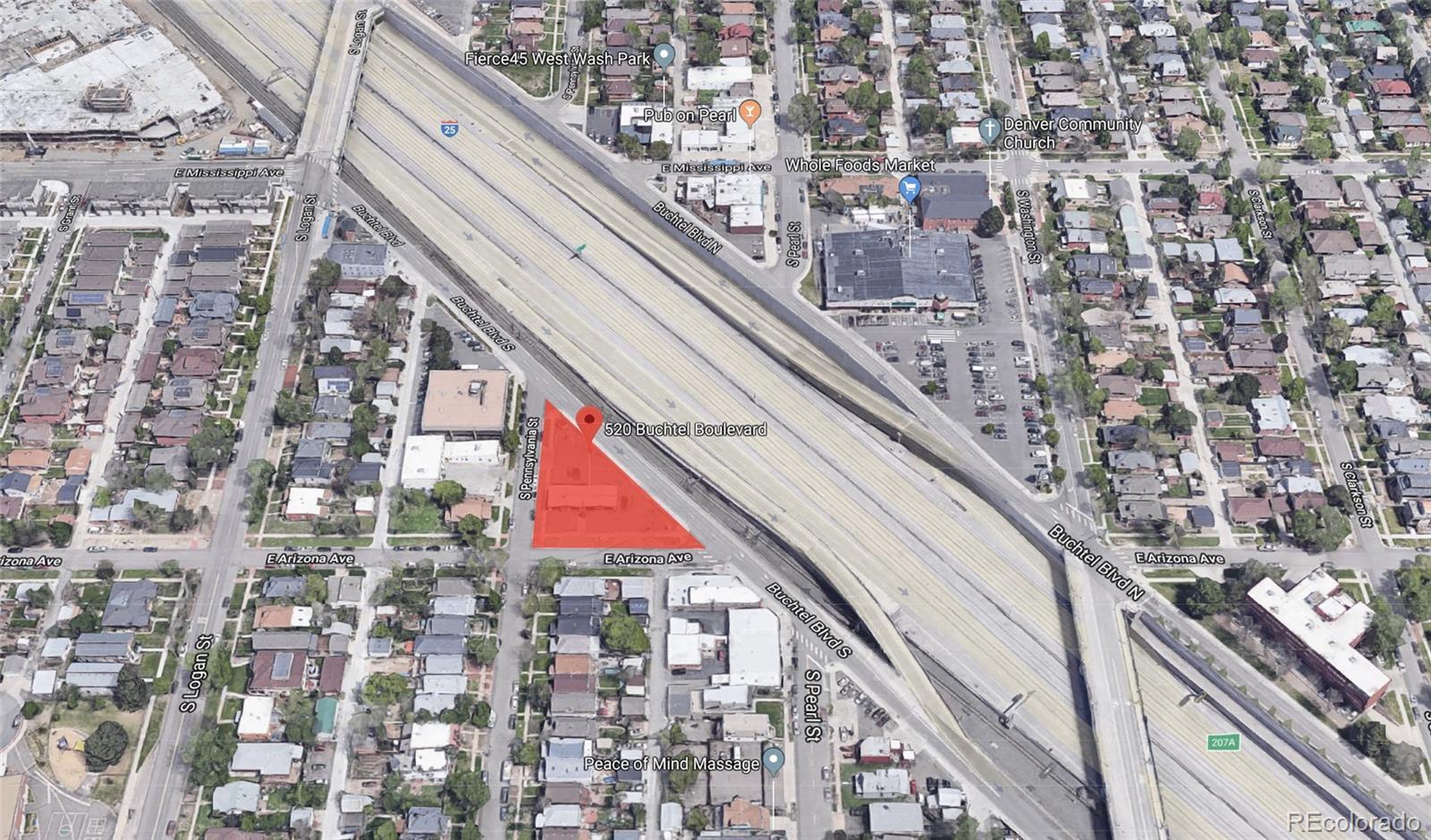 520 Buchtel Boulevard Property Photo - Denver, CO real estate listing