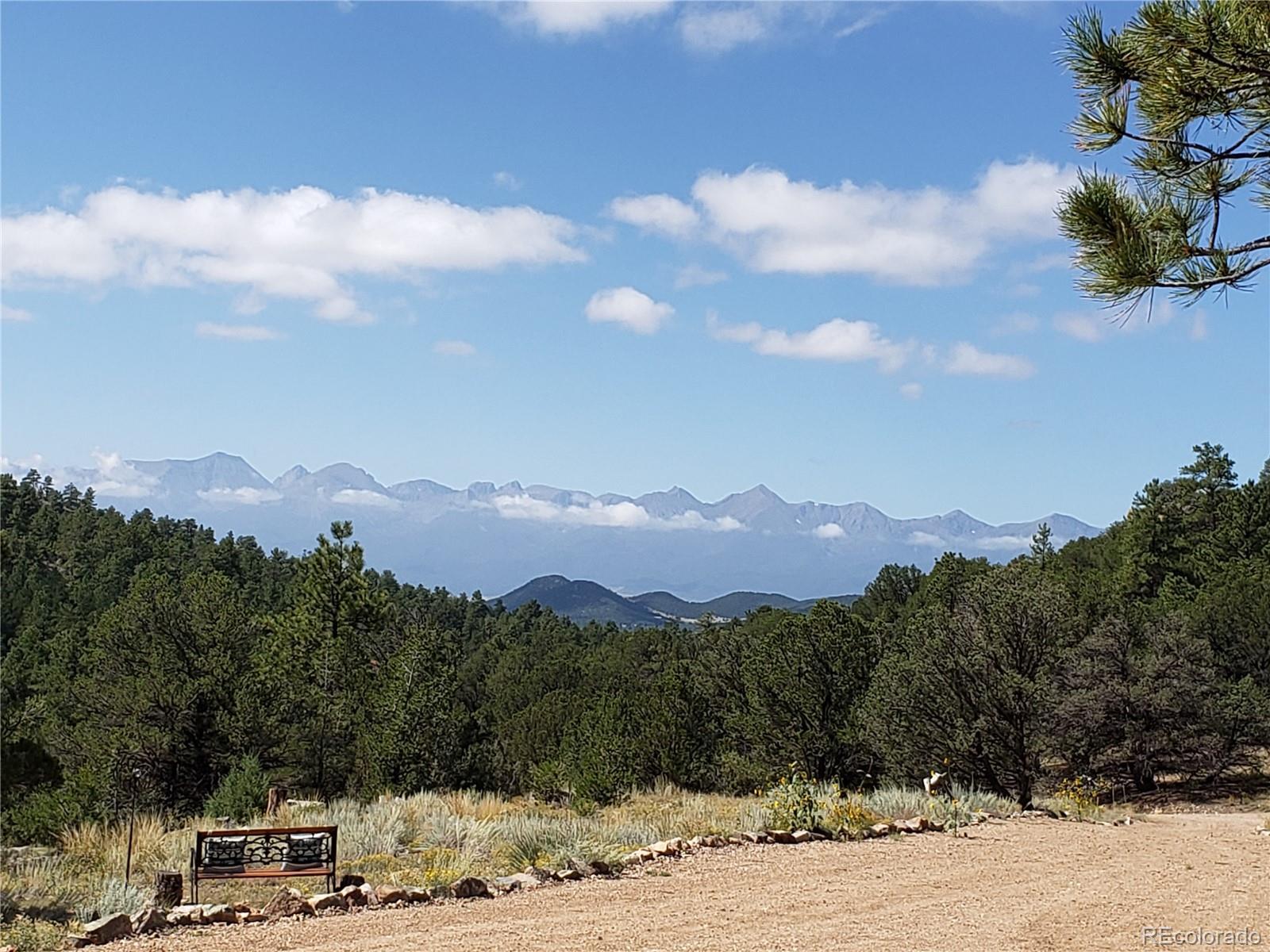 175 Bella Vista Trail Property Photo - Westcliffe, CO real estate listing