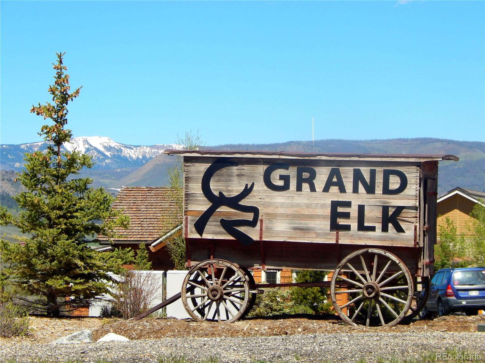 TBD Property Photo - Granby, CO real estate listing