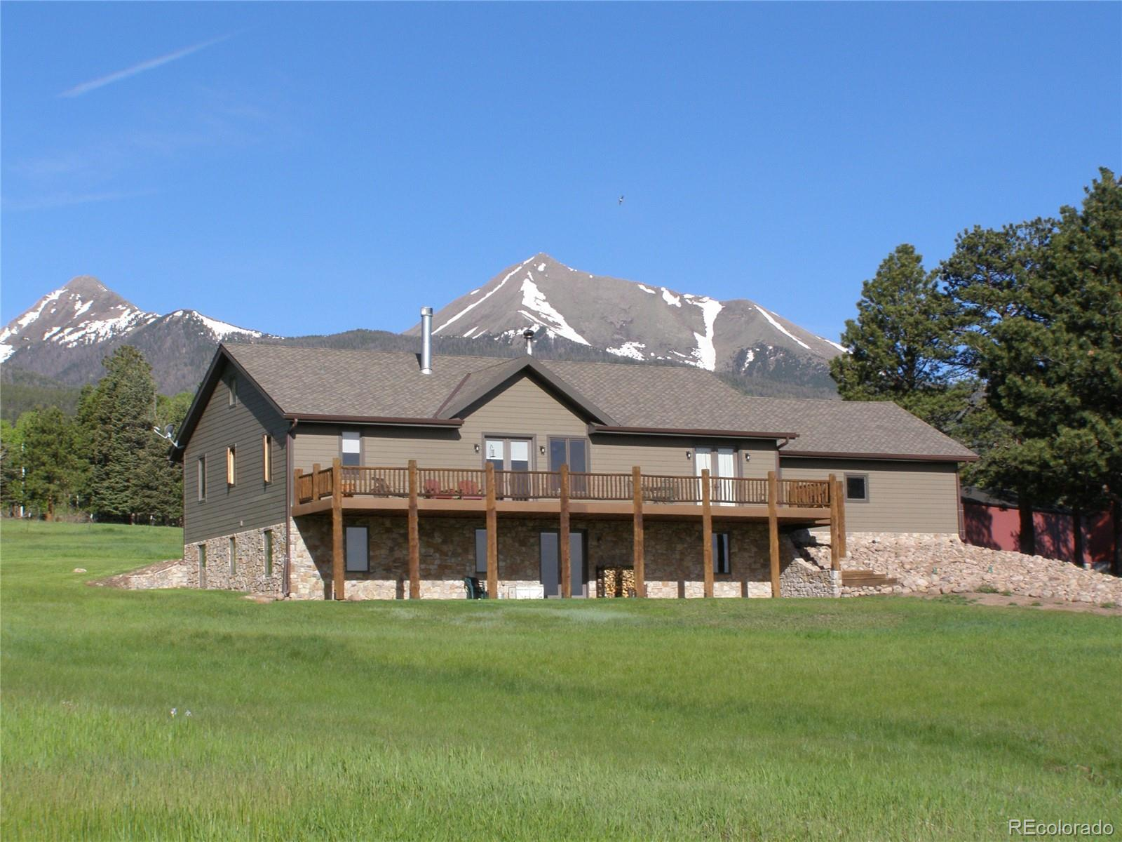 575 Shining Mountain Road, Westcliffe, CO 81252 - Westcliffe, CO real estate listing