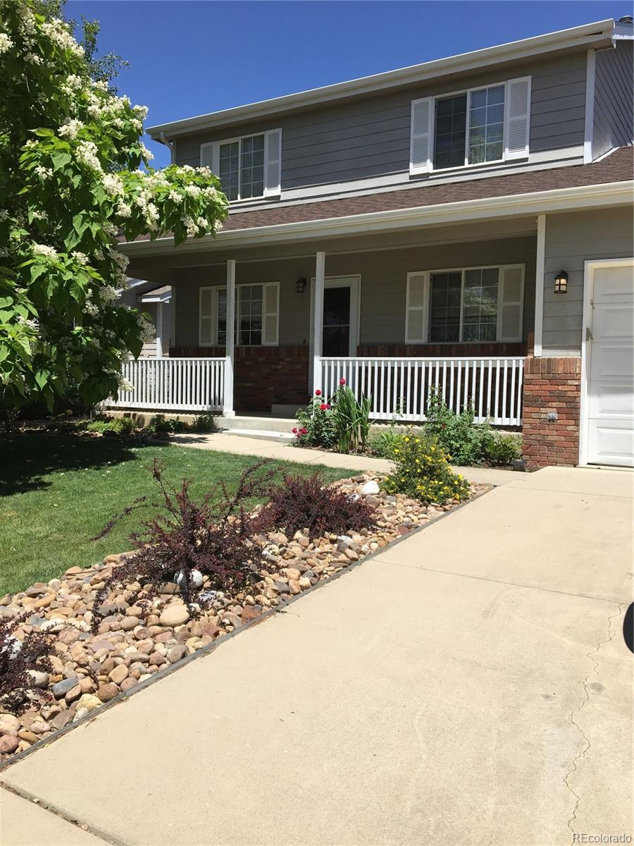 2601 Dock Drive Property Photo - Evans, CO real estate listing