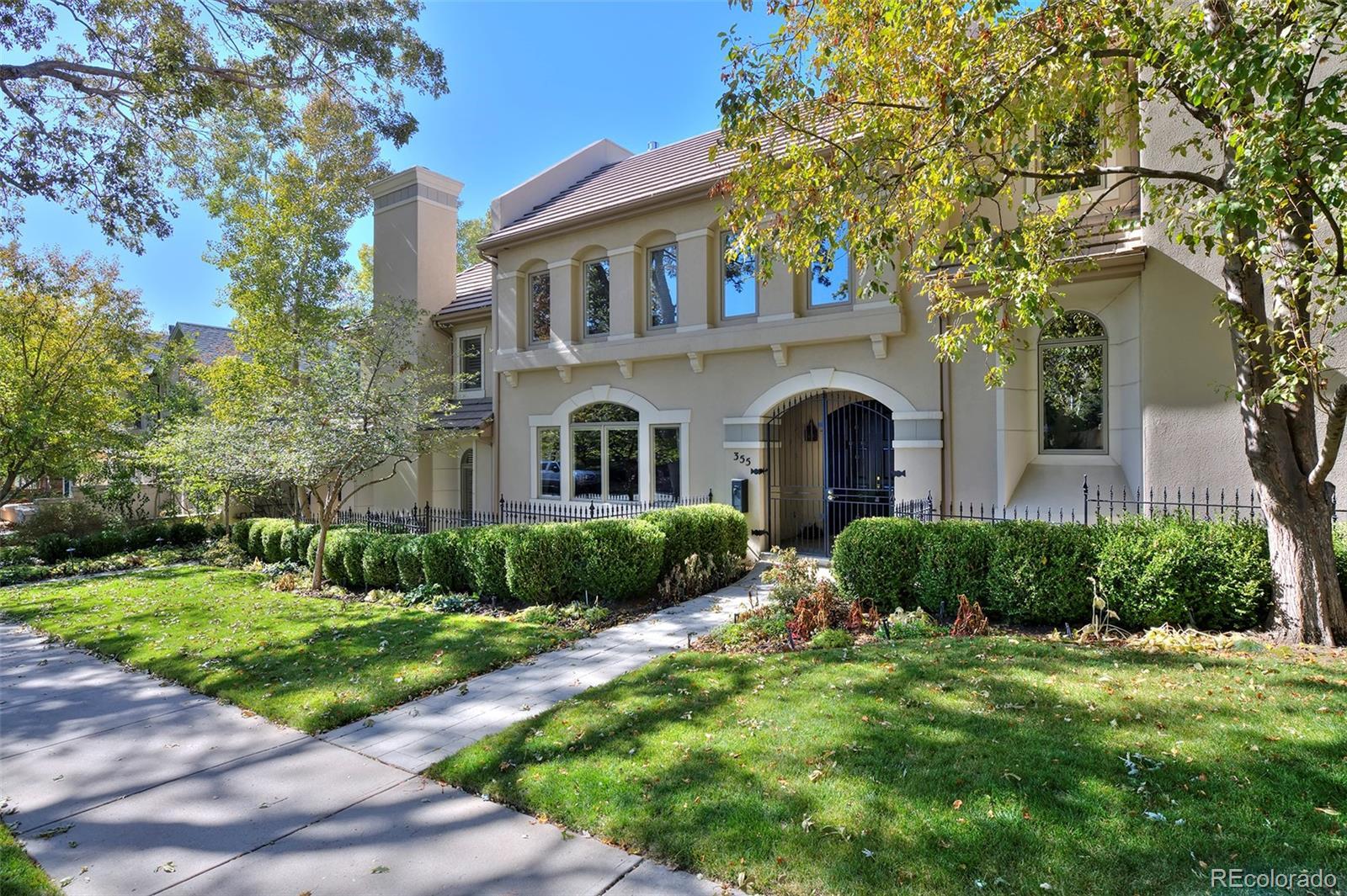 355 Adams Street Property Photo - Denver, CO real estate listing