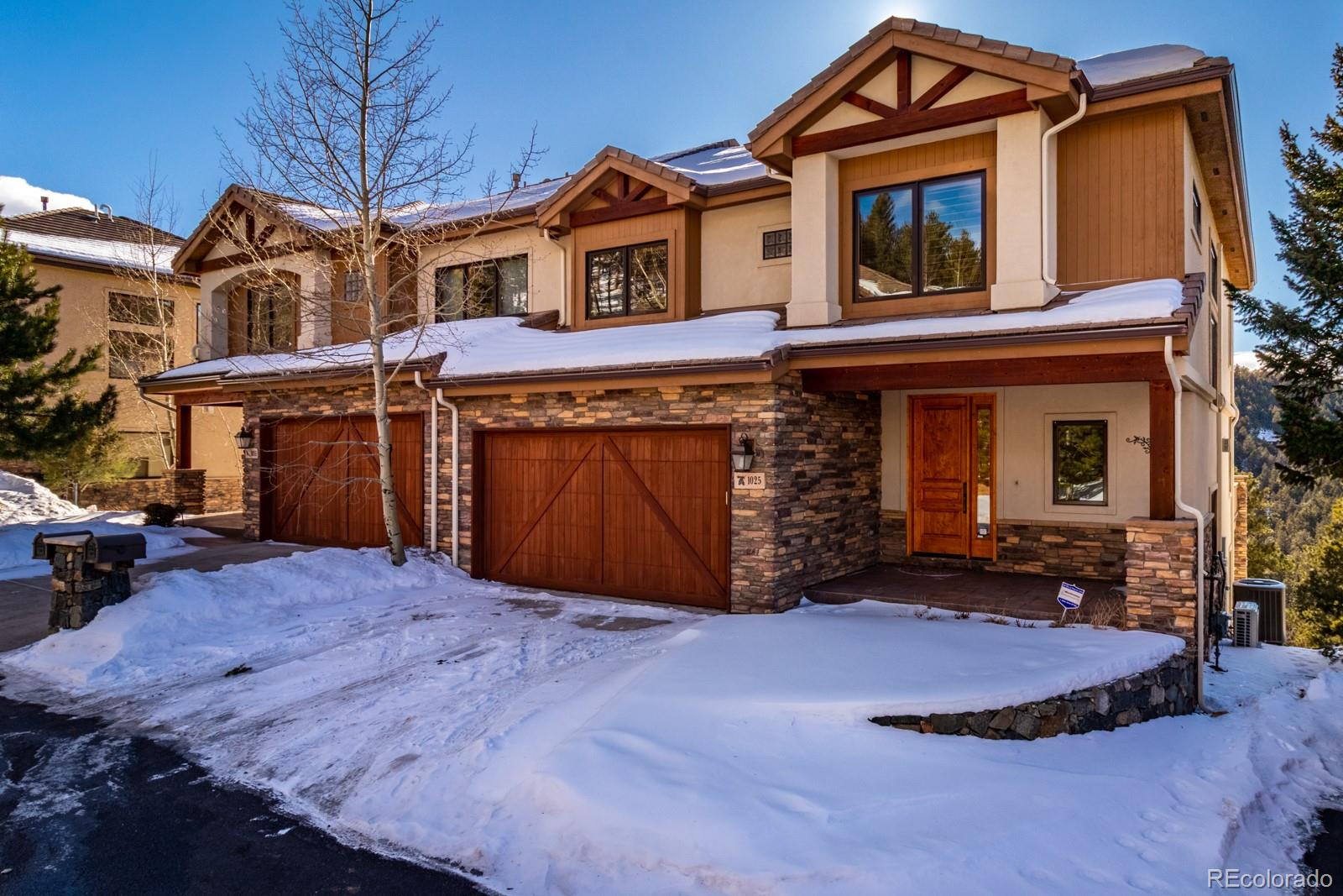 1025 Nob Hill Road, Evergreen, CO 80439 - Evergreen, CO real estate listing
