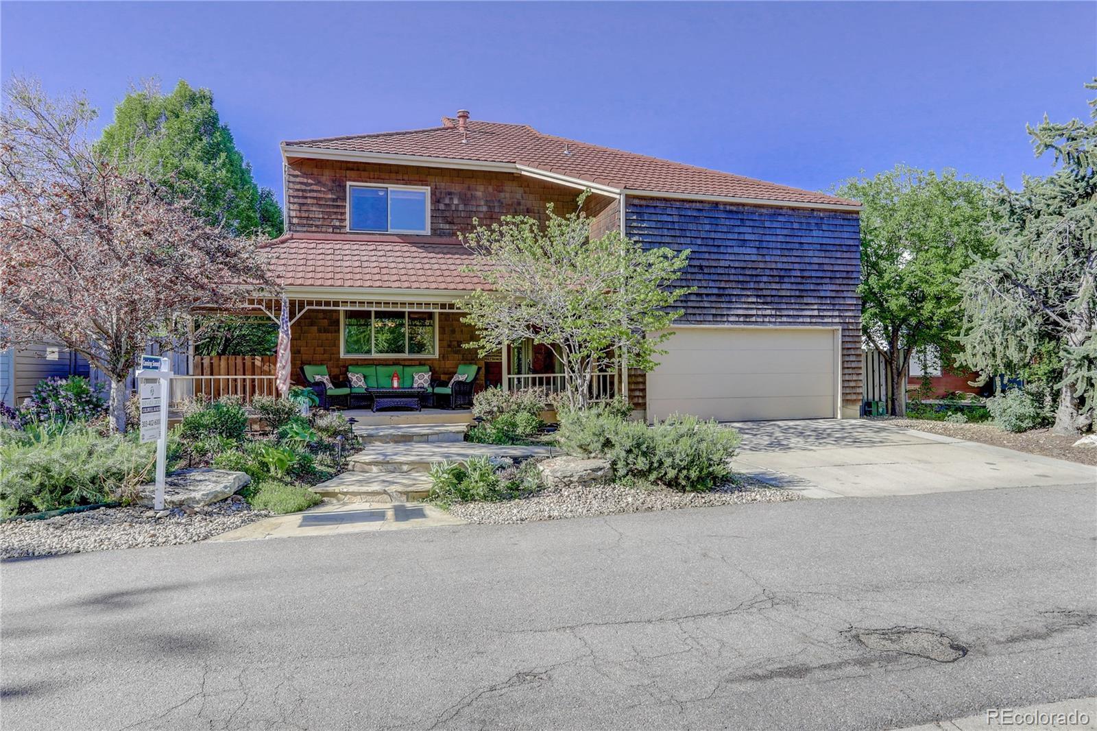 1467 Patton Drive Property Photo - Boulder, CO real estate listing