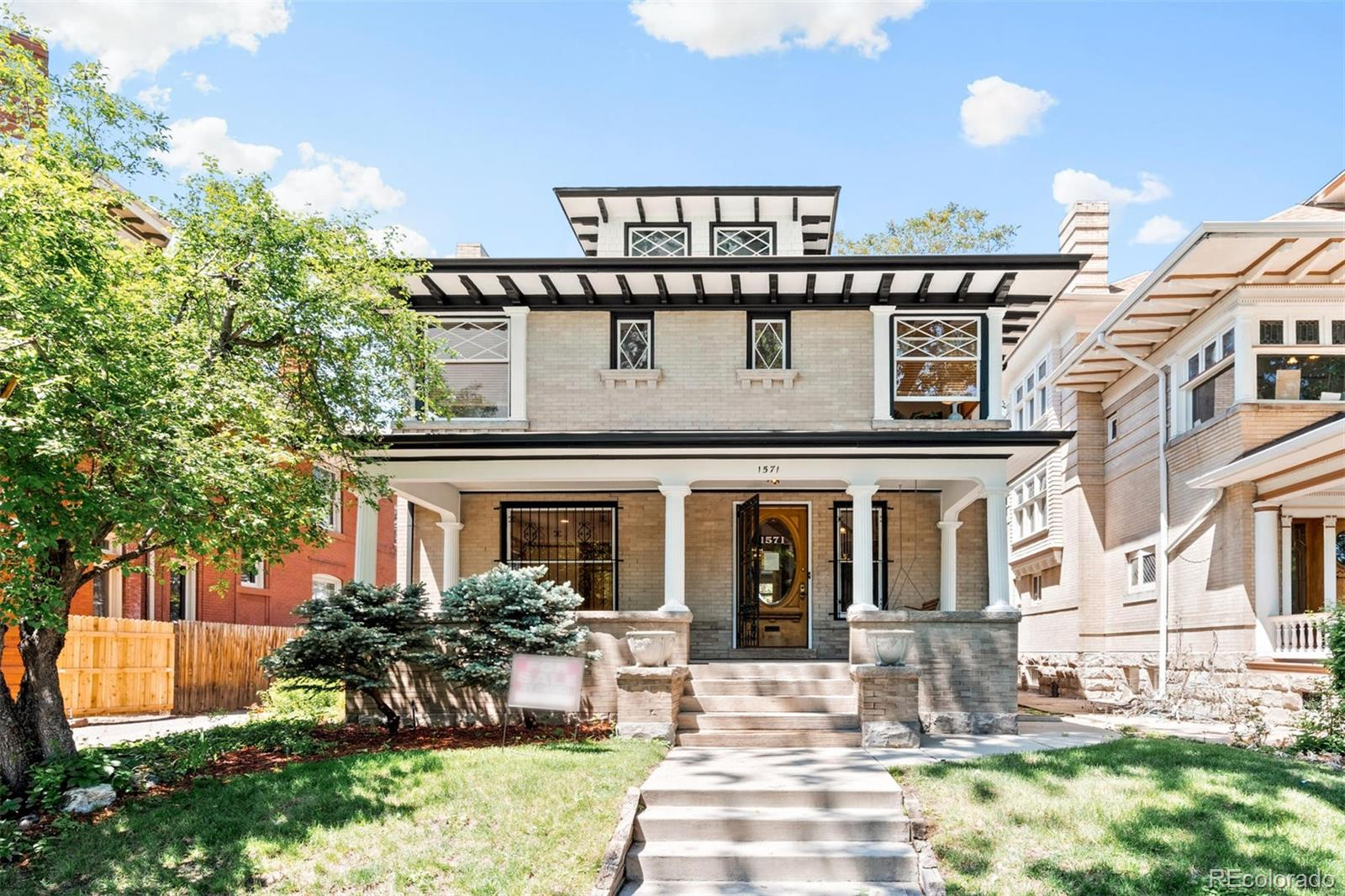 1571 Race Street Property Photo - Denver, CO real estate listing