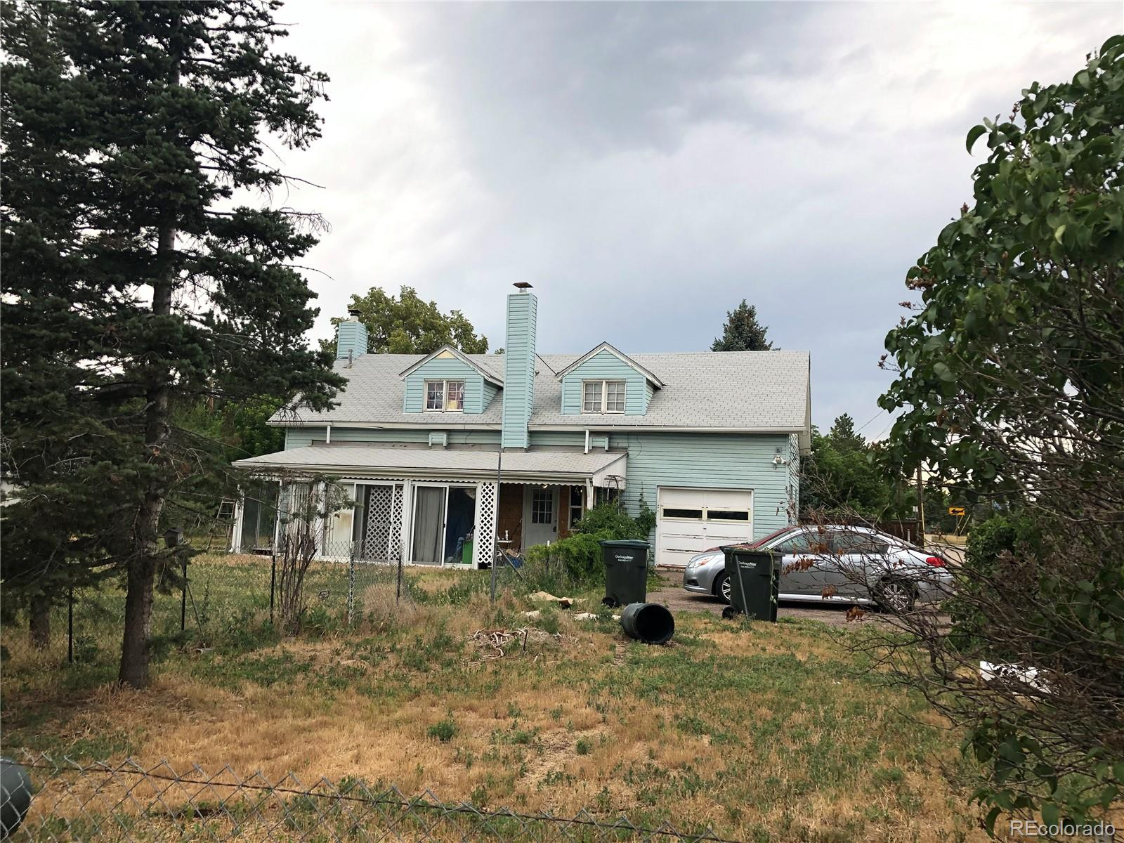 1395 S Reed Street Property Photo - Lakewood, CO real estate listing