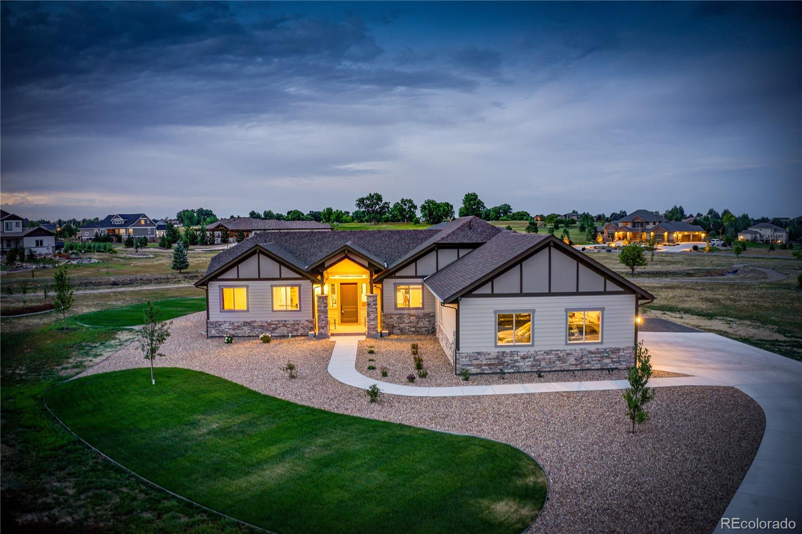 3226 Snowberry Court Property Photo - Mead, CO real estate listing