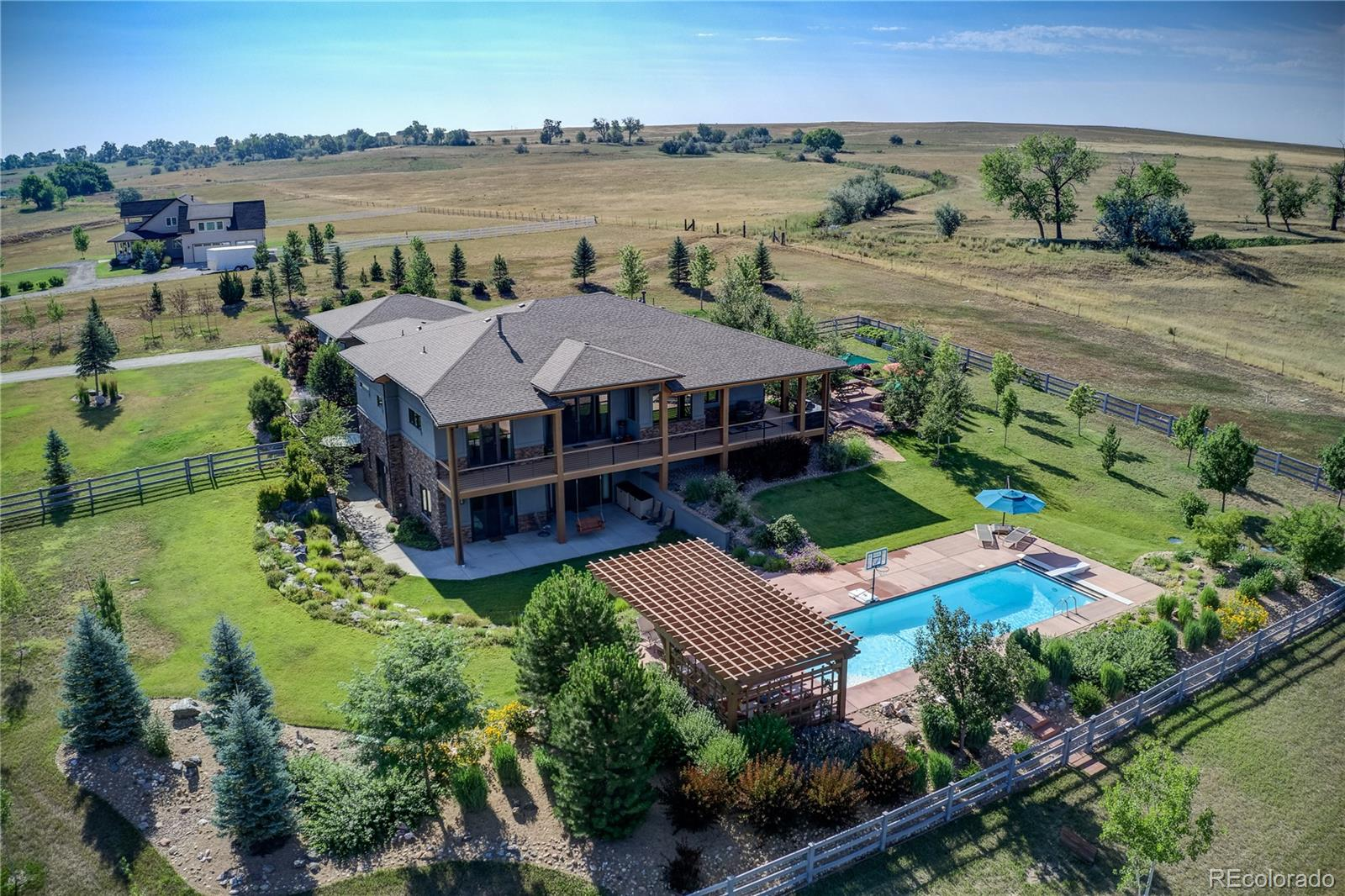 2649 Country View Court Property Photo - Berthoud, CO real estate listing