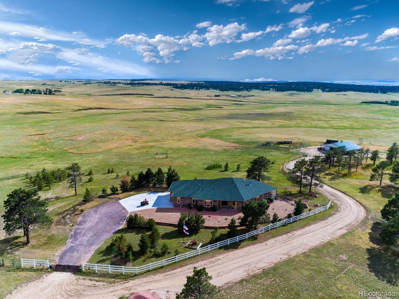 30905 Ridge Road Property Photo - Ramah, CO real estate listing