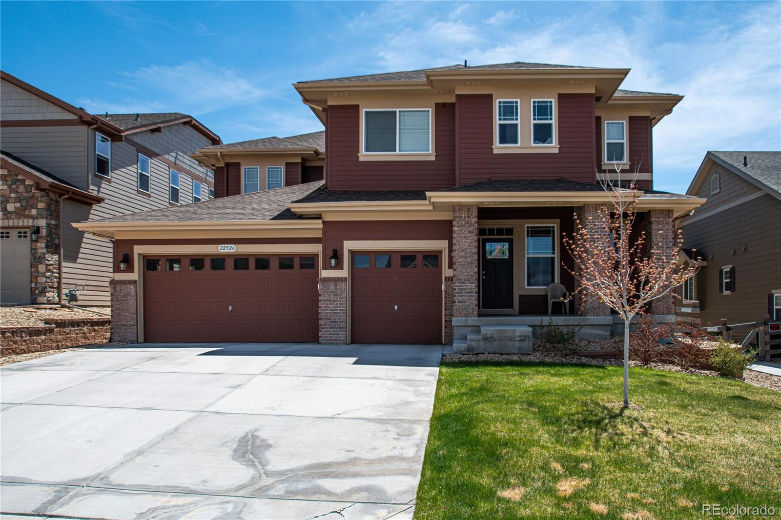 22526 E Union Place Property Photo - Aurora, CO real estate listing