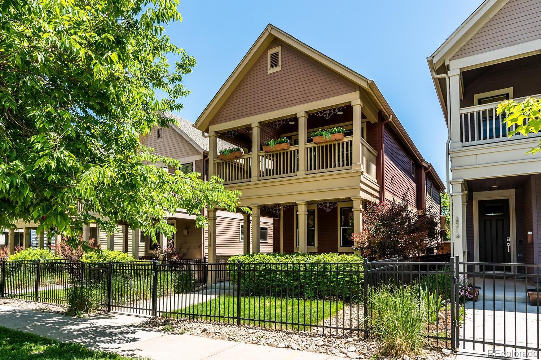 2218 N Washington Street Property Photo - Denver, CO real estate listing