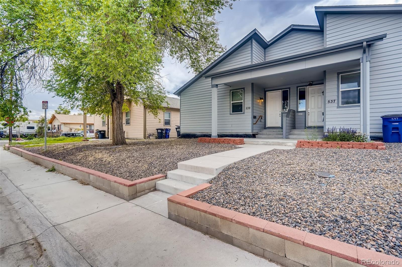 539 S Raleigh Street Property Photo - Denver, CO real estate listing