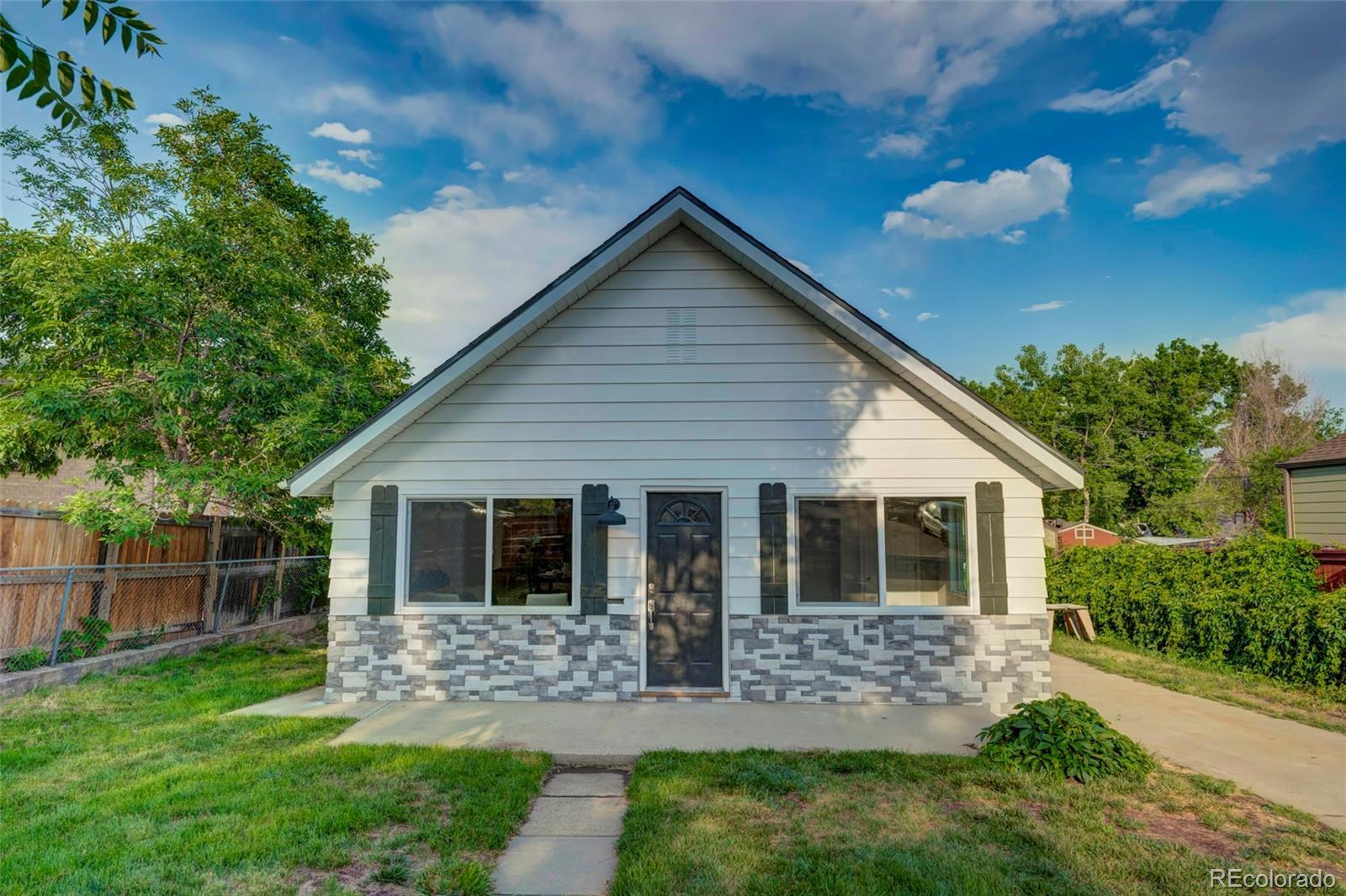 4858 Beach Court Property Photo - Denver, CO real estate listing