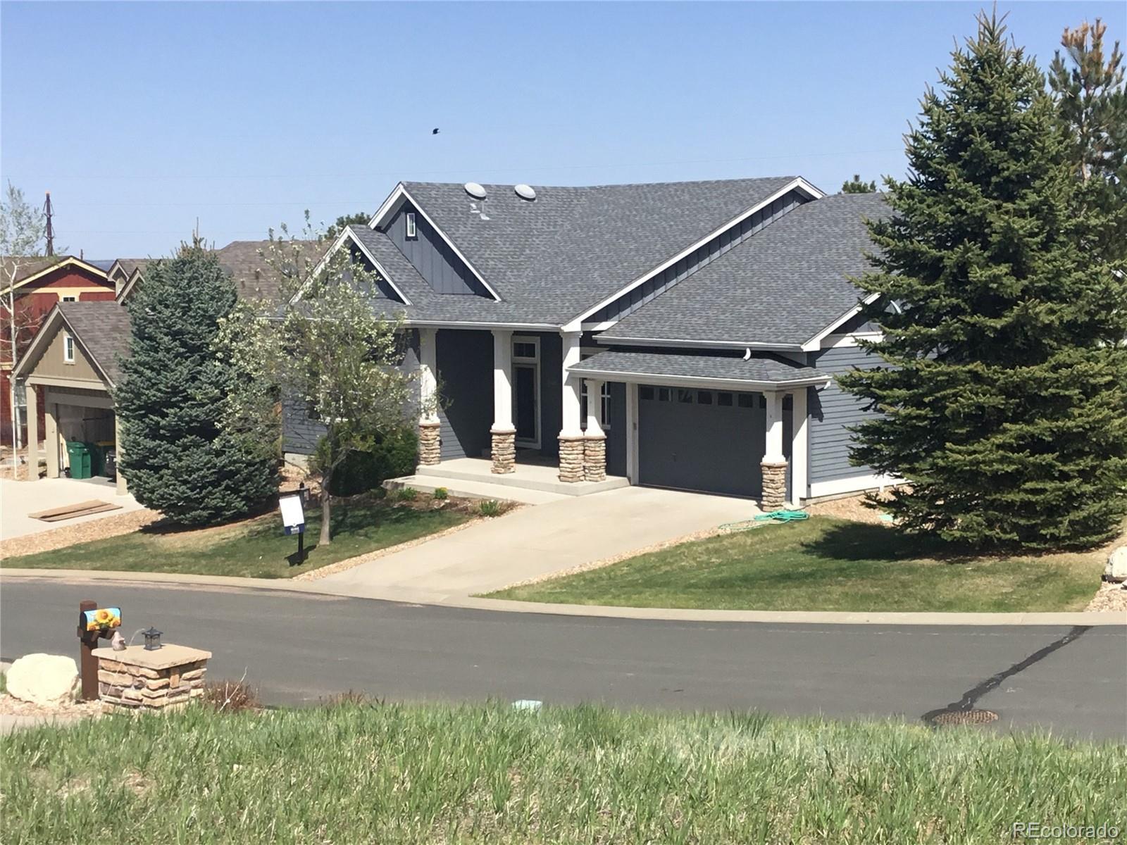 1608 Suncrest Road Property Photo - Castle Rock, CO real estate listing