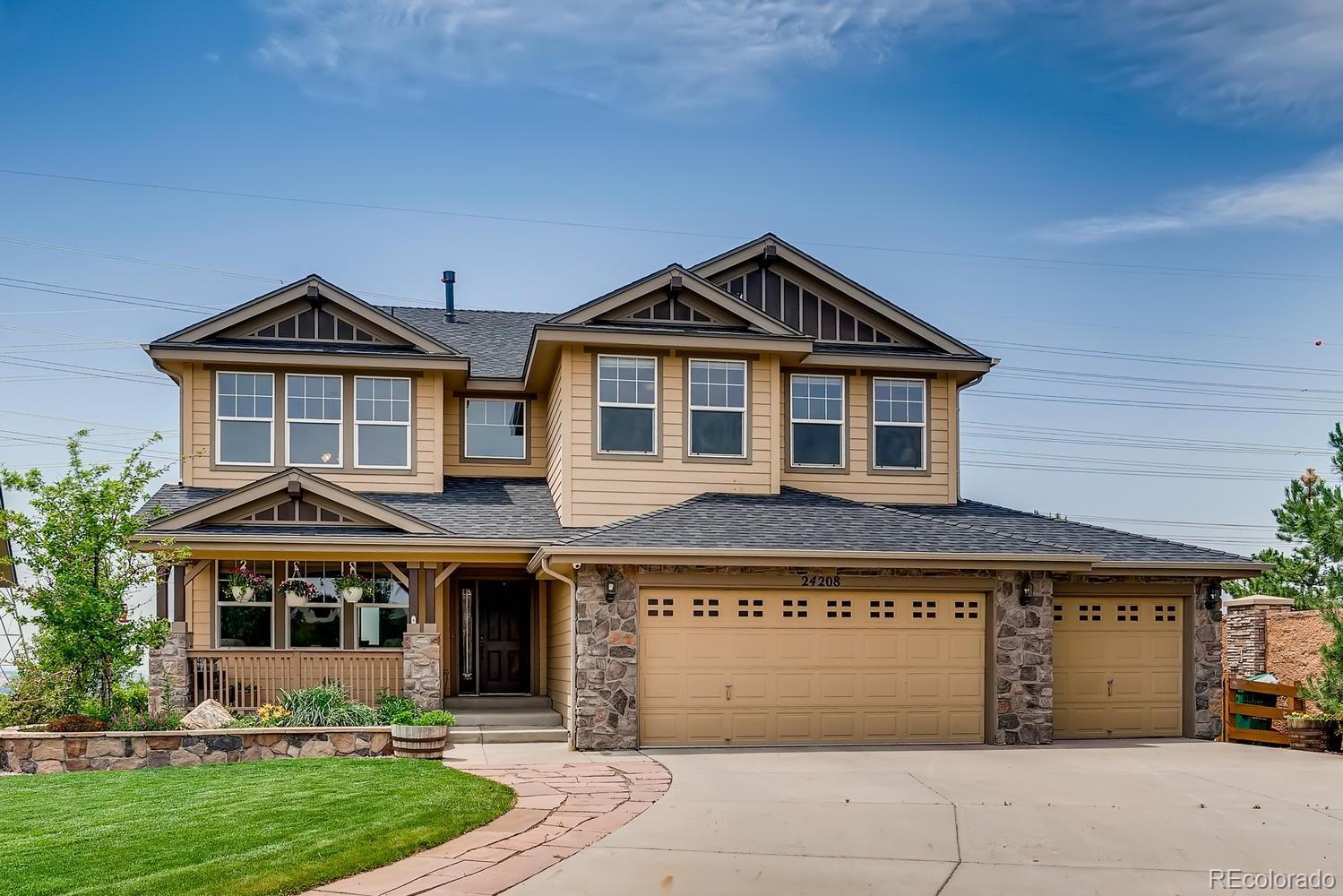 24208 E Arapahoe Place Property Photo - Aurora, CO real estate listing