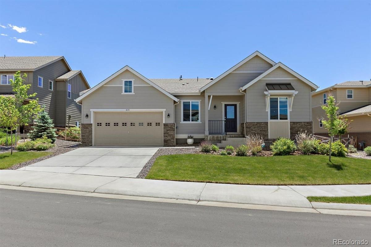 4650 W 108th Court Property Photo - Westminster, CO real estate listing
