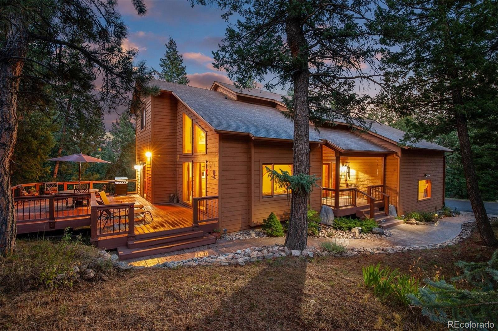 31853 Snowshoe Road, Evergreen, CO 80439 - Evergreen, CO real estate listing