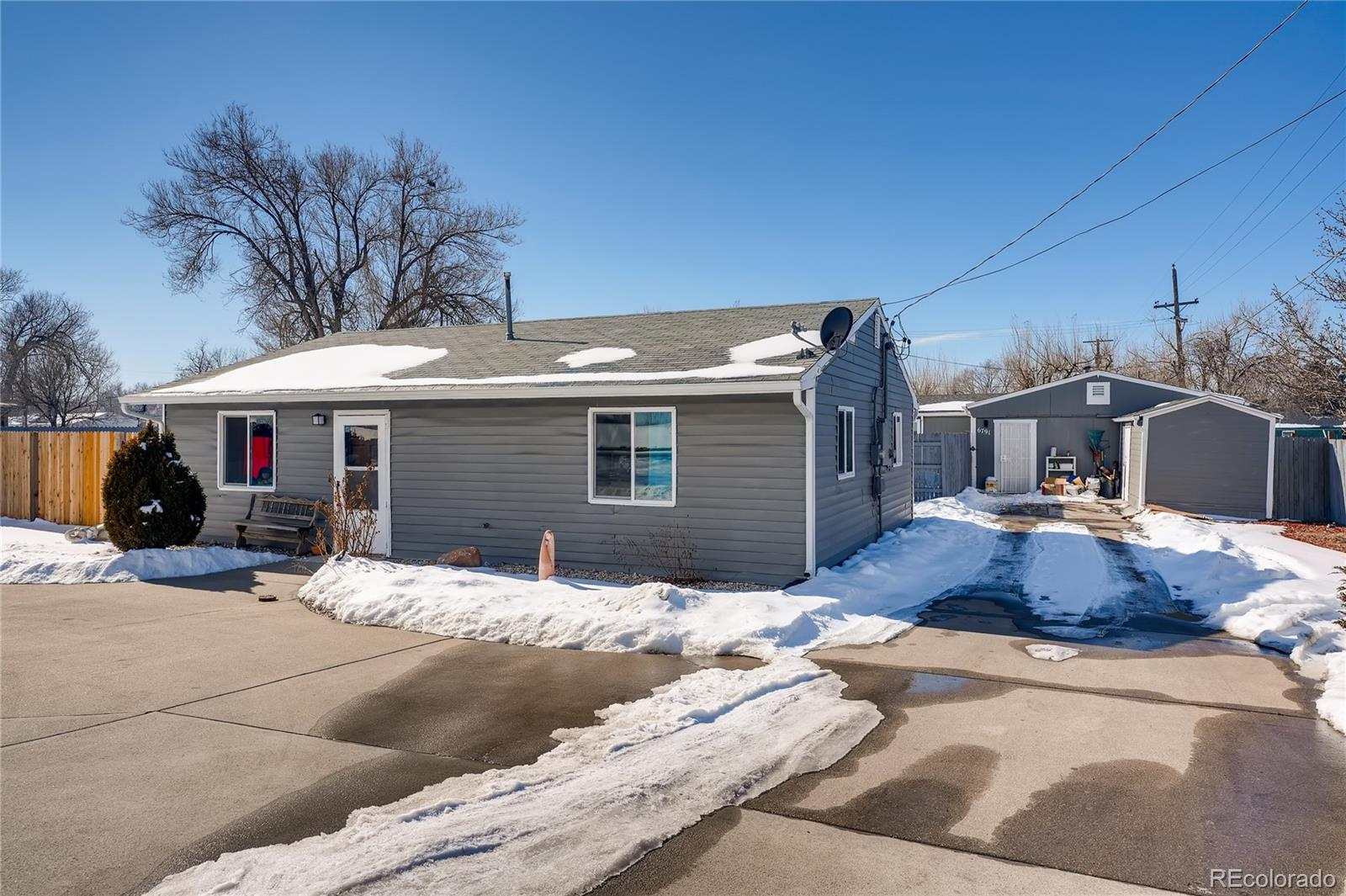 6791 Quebec Street Property Photo - Commerce City, CO real estate listing