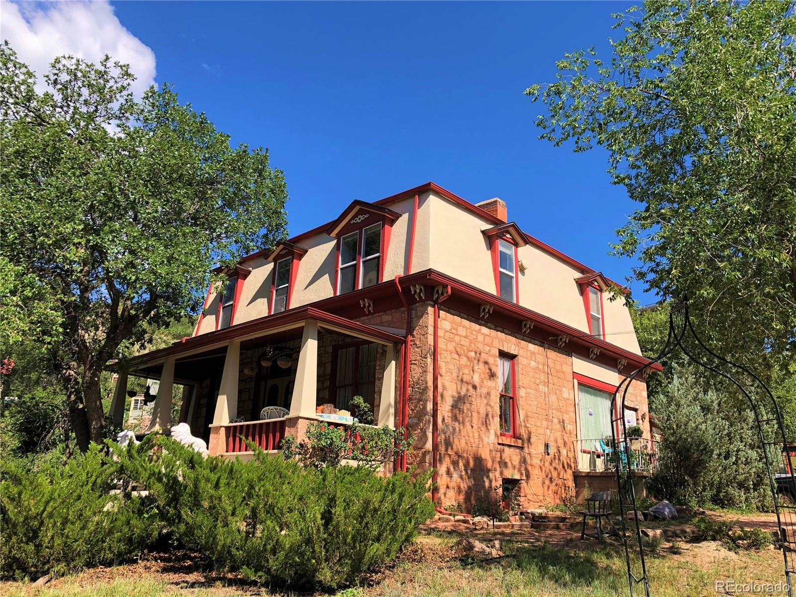 535 Canon Avenue Property Photo - Manitou Springs, CO real estate listing