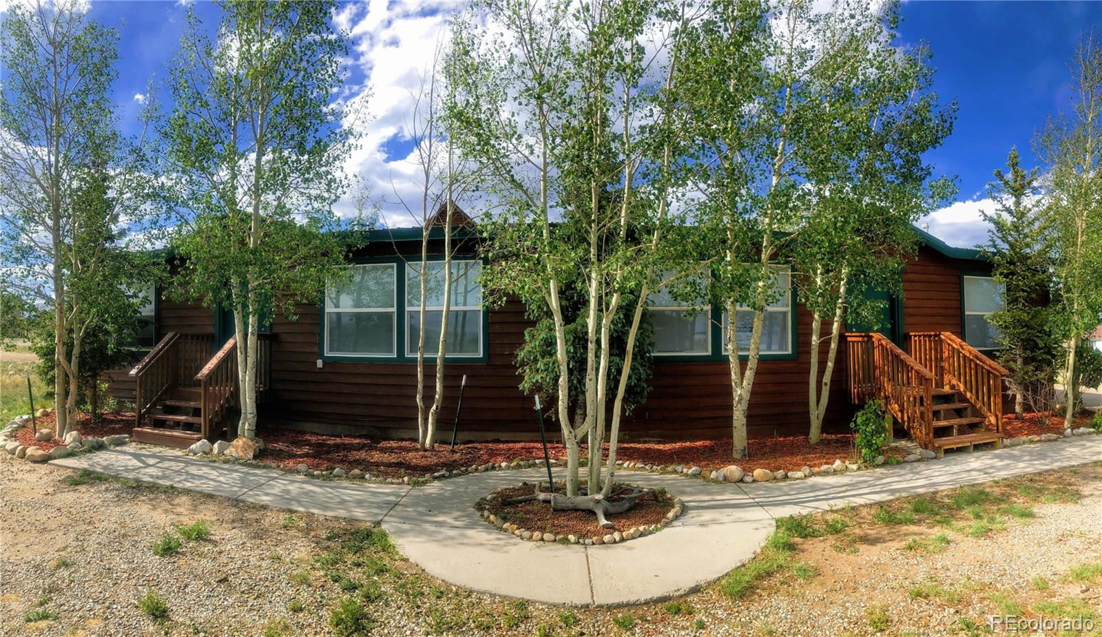 55 Fuller Dr A&B Property Photo - Fairplay, CO real estate listing