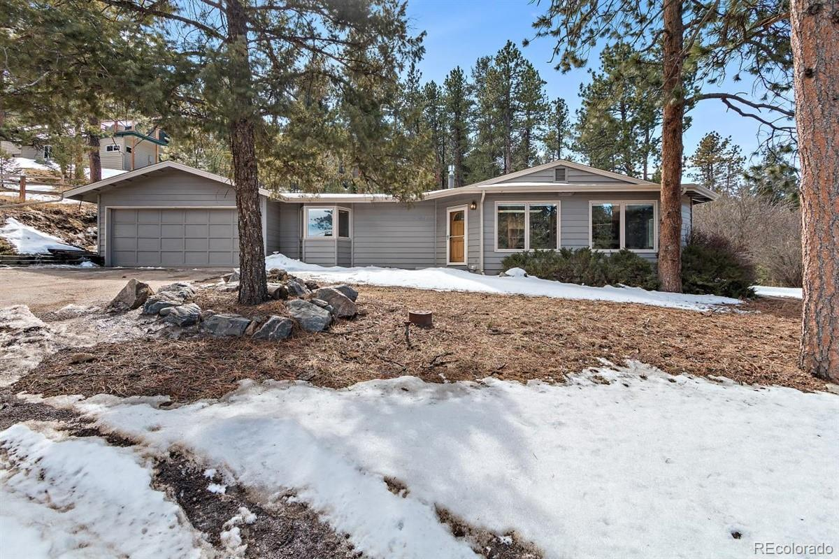 28342 Camel Heights Circle, Evergreen, CO 80439 - Evergreen, CO real estate listing