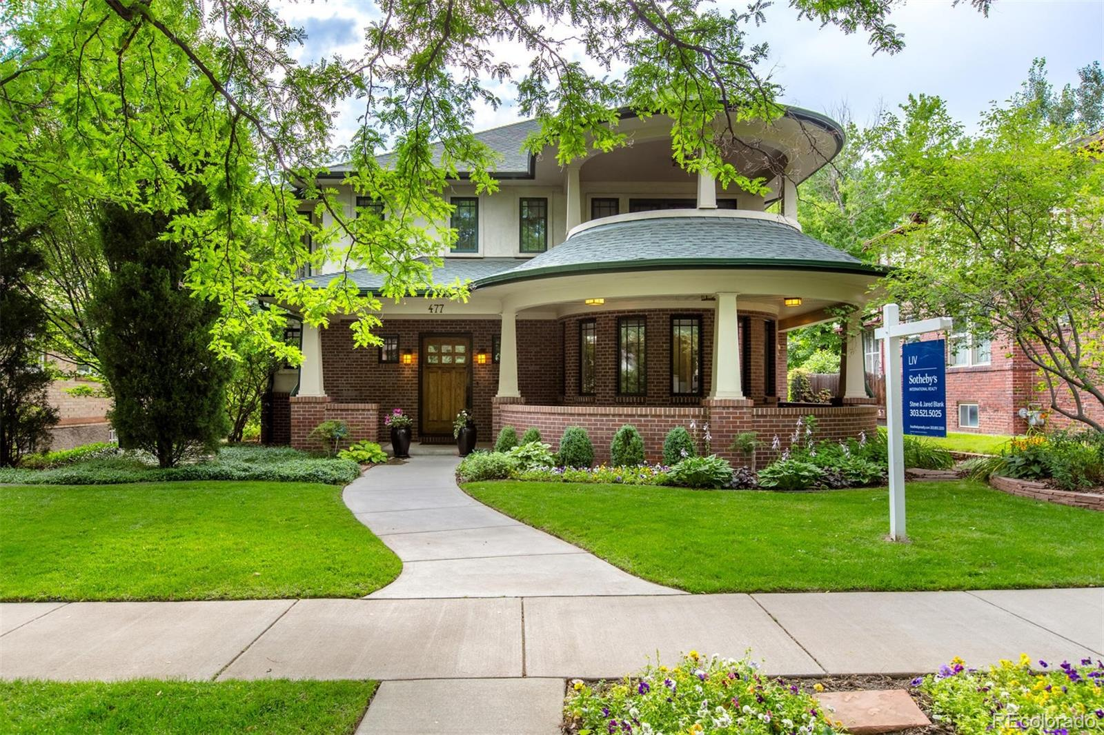 477 N High Street Property Photo - Denver, CO real estate listing