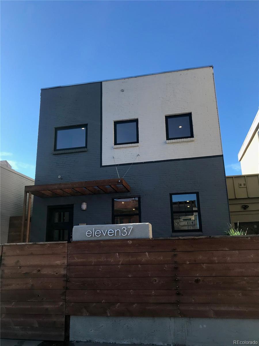 1137 Bannock Street Property Photo - Denver, CO real estate listing